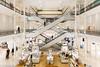Grands Magasins (Paris) (renan4) Tags: bon paris france shop architecture french nikon stair escalator le nikkor marché luxury escalier renan luxe d800 grandsmagasins gicquel 1635mmf4 renan4 lebonmrche