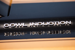 Cowl (Thomas Hawk) Tags: auto california usa car emblem automobile unitedstates unitedstatesofamerica halfmoonbay dreammachines dreammachines2010