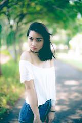 Karina Khay (petersaputra) Tags: pose karina salah khay acol