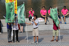 5-15-2016_Demonstration_MPA_6 (macauphotoagency) Tags: china new money streets outdoors university chief police government block macau demonstrations executive sai donations association chui macao on may15 protestants policeforce 5152016 newmacauassociation insatisfation