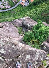 Via Le Ma Dal Cl (Solution?Revolution!) Tags: italy rock del ma climb free dal via climbing v le cul roccia bergamo vapor scarpa arrampicata rogno cl