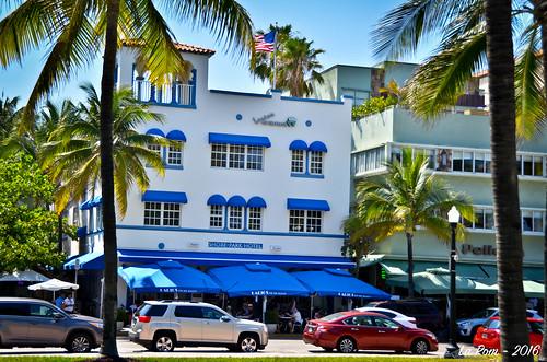 Shore Park Hotel Walking Around Ocean Drive South Beach Miami