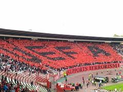 UEFA MAFIA (ivan-95) Tags: red stadium fans belgrade uefa redstar tifo olympiacos