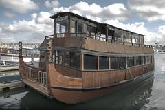 The Tiki party boat in Balboa (Jodi Newell) Tags: nature canon island catalina unitedstates southerncalifornia balboa tiki avalon newportharbor jodinewell jodisjourneys jodisjourneysphotosgmailcom