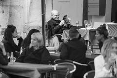 Biel First Friday 22 (Christian Henking) Tags: restaurant first mann friday biel lcheln bienne