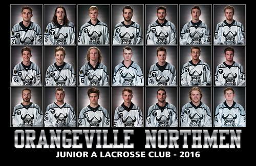 Orangeville Northmen Junior A Lacrosse Club