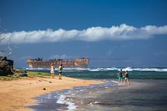 ES8A1327 (repponen) Tags: ocean trip beach garden island hawaii maui shipwreck gods lanai canon5dmarkiii