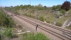 French high speed - TGV Duplex. (Franky De Witte - Ferroequinologist) Tags: de eisenbahn railway estrada chemin fer spoorwegen ferrocarril ferro ferrovia