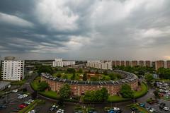 Thunderstorm (fredrikwikstrm) Tags: rain weather canon gothenburg lightning goteborg 5dmkiii