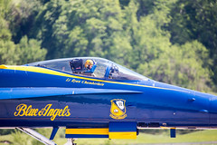 218A6629 (W.L.M.II) Tags: hornet f18 usnavy fa18 fa18hornet navalaviators theblueangels spiritofstlouisairshowstemexpomay2016