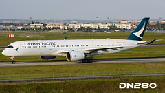 Cathay Pacific A350-941 msn 029 (dn280tls) Tags: pacific msn cathay 029 blra a350941 fwzfx