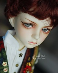 JeaDollstownbelong to hyulclover (ladious666) Tags: doll bjd jea faceup dollstown ladious