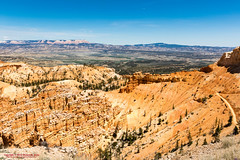 Bryce Point - Bryce Canyon National Park (mikerhicks) Tags: travel arizona usa southwest nature landscape geotagged outdoors photography utah spring unitedstates desert hiking adventure event backpacking bryce brycecanyon marblecanyon brycecanyonnationalpark brycepoint onemile geo:country=unitedstates geo:state=utah camera:make=canon exif:make=canon exif:aperture=10 geo:city=bryce exif:lens=1835mm exif:isospeed=100 exif:focallength=19mm canoneos7dmkii camera:model=canoneos7dmarkii exif:model=canoneos7dmarkii sigma1835f18dchsma geo:location=brycecanyon geo:lat=3760450667 geo:lon=11215523833 geo:lon=11215523833333 geo:lat=37604506666667