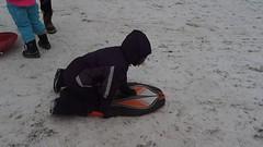 snow day (dolanh) Tags: winter snow sledding zooey clintonpark southeastportland mttaborneighborhood