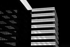 Architecture in b&w #6 (T.Seifer) Tags: architecture blackandwhite bw building d700 gebude hamburg nikon mono schwarzweis tamron2470 whiteandblack weisschwarz whiteblack