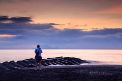 22 () Tags: longexposure sea water sunrise canon coast wave coastline  turtleisland      ef24105mmf4lis 1dx  northeastcoastoftaiwan    yongzhencoastalpark