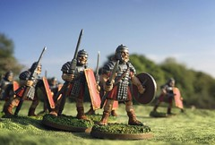 Romans (R D L) Tags: square roman 28mm sierra squareformat legionary hailcaesar warlordgames iphoneography instagramapp