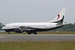 Boeing 737-329 Maleth Aero 9H-MTF (herpeux_nicolas) Tags: boeing 737329 b733 boeing737300 b737300 boeing737 malethaero 9hmtf mlt666 takeoff dcollage dnr lfrd dinardpleurtuit msn23774 cn23774 multiflightltd malethaeroaoclimited