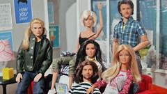 Dolls in the City - Coming soon (Fher Dolls) Tags: woman wonder ken barbie basics