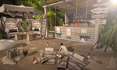 #251. I fell your whisper across the sea (Gui Andretti) Tags: ocean life family vacation game love beach home kids couple dad place furniture space avatar decoration goose lovers virtual land second reality sim chezmoi sways fancydecor 220ml sereinitystyle