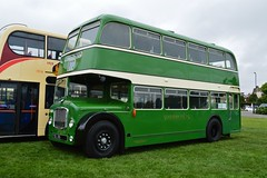 YDL315 (PD3.) Tags: uk blue england bus buses museum vintage bristol spectacular brighton hove hampshire southern vectis portsmouth preserved dennis 315 common dart southsea ecw hants plaxton lodekka ydl ydl915