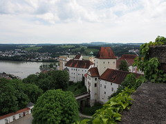 P5280494 (photos-by-sherm) Tags: museum germany spring high panoramic views fortifications defensive veste hilltop passau oberhaus