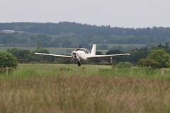 G-CCOV-Eshott-19-06-2016a (swbkcb) Tags: europa eshott greatnorthflyin gccov