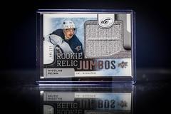 Nicolas Petan Rookie relic jumbo jersey (cdn_jets_cards) Tags: ice hockey cards nhl winnipeg jets go manitoba deck upper nicolas jersey rookie forward jumbo relic upperdeck petan nhlpa