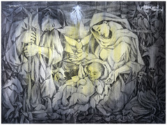 NATIVITY (PeteVELASQUEZ Gallery) Tags: christmas nativity holyfamily birthofchrist familyangelus jesusnativity