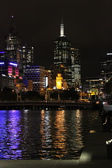 Melbourne by Night (anu) Tags: australia melbourne victoria vic australie