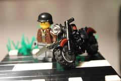 For the CRASH! Contest (cooltrex) Tags: star gun lego wars brickarms