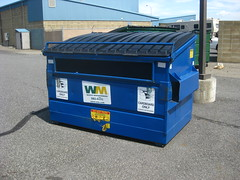 Waste Management (Thrash 'N' Trash Prodcutions) Tags: trash dumpster garbage box disposal can bin container equipment management waste refuse recycle recycling sanitation