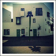 guess where triffid (jordi.martorell) Tags: cameraphone urban london mobile geotagged movil mobil mobilephone quarter guesswherelondon wildfire htc donnybrook gwl peterbarberarchitects guessedbycroth htcwidlfire
