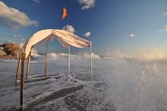 STORM (Dim1976) Tags: trip travel sea storm tourism beach nikon aya ukraine rest crimea blacksea lostworld           nikond90 ayacape