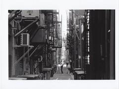 Public Alley #XYZ (Vjeran Pavic) Tags: street bw usa white black film boston darkroom ma photography scans documentary negative developed documentarian