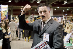 J Jonah Jameson (_Codename_) Tags: calgary newspaper costume published expo cosplay spiderman cigar alberta marvel comicon 2012 presspass dailybugle jjonahjameson comicentertainment