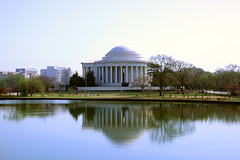 washingtondc jeffersonmemorial tidalbasin
