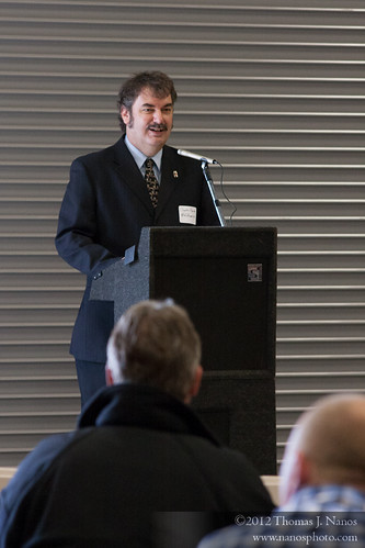 "Charles Hunter<br /><span style=""font-size:0.8em;"">RailAmerica AVP of Government Affairs Charles Hunter addresses the guests.</span> • <a style=""font-size:0.8em;"" href=""http://www.flickr.com/photos/20365595@N04/7050780797/"" target=""_blank"">View on Flickr</a>"