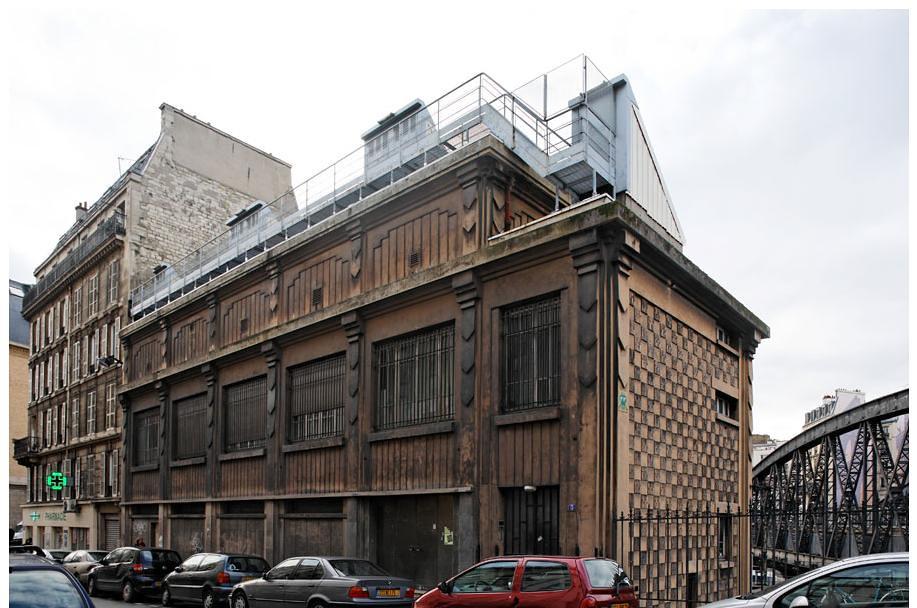 The world 39 s best photos of paris and xviiieme flickr for Garage paris 18e