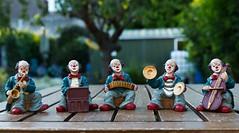 Open Air Concert (mondmagu) Tags: music lens eos concert open air clowns f28 1755 60d