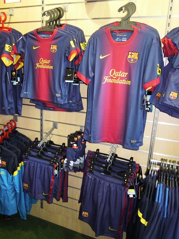 Equipamiento Futbol Club Barcelona (MAGIC TEAM FCBARCELONA STORE) Tags  barcelona  original shop shirt dd61c7741a