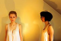IMG_6104 (Beckie Jane Brown) Tags: blue brown girl hair twins eyes rebecca wig clones blonde teenager trichotillomania beckie0
