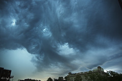 Swirling Clouds (rjseg1) Tags: chicago storm clouds swirl