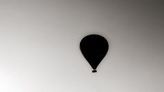 Minimalist Balloon (neil.gorman) Tags: scotland perth minimalist northinch virginhotairballoon