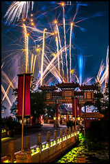 IllumiNations from China (Adam Hansen) Tags: china epcot fireworks illuminations disney wdw waltdisneyworld worldshowcase disneyphotochallenge disneyphotochallengewinner