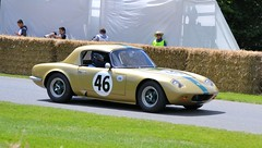 Lotus No.46 (h0us3y) Tags: sports car festival speed super f1 hyper goodwood 2012 of