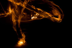 8 (rhorridle) Tags: lightpainting night fire fuego nocturno firepainting