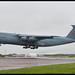 C-5A Galaxy '70033' USAF