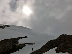 45 (Schultz_Haus) Tags: cloud sun snow nature washington alone outdoor hiking scenic hike trail solo mountaineering climber hazy mountian mtolympus