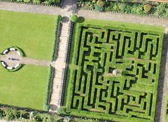 English-Maze (PicturesFromAbove) Tags: from above camera england bird eye english canon paul photography view image balloon picture bap aerial maze armstrong picturesfromabove